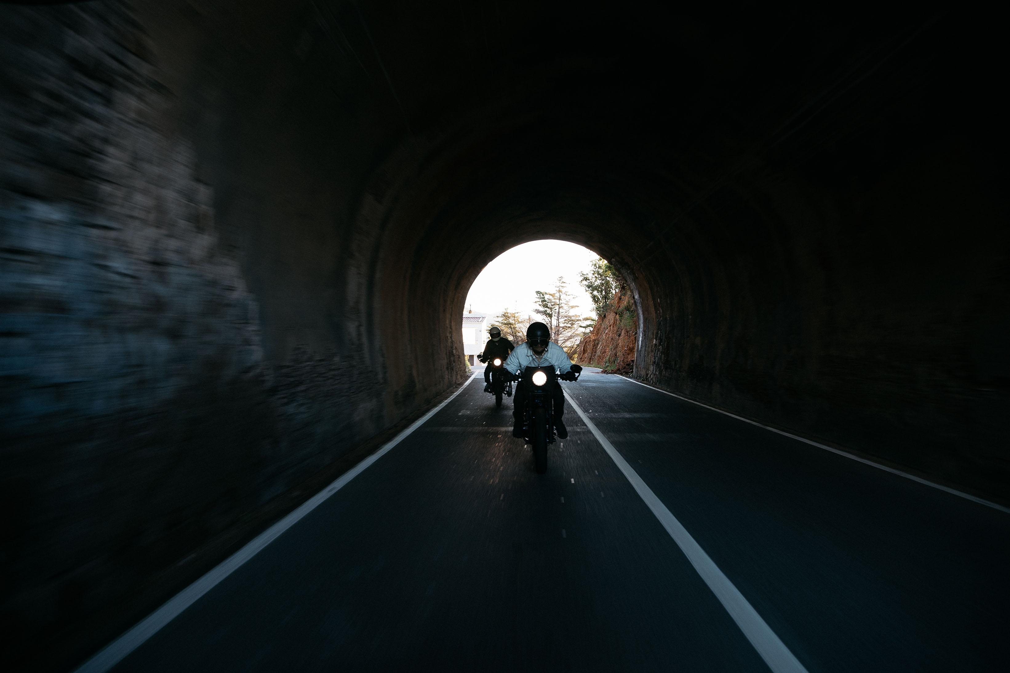 How to: Mountain roads