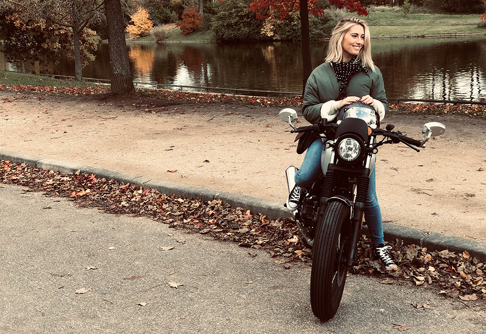 Rider of the month: Alicia